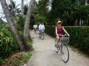 Half-day Cycling in Hoi An Outskirts (half-day modules)