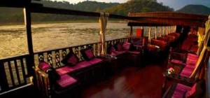 2-tägige Mekong Flusskreuzfahrt in Nordlaos von Houei Say nach Luang Prabang