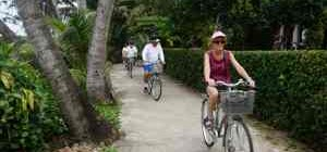 Demi-journée de balade à vélo dans la périphérie de Hoi An (offre de demi-journée)