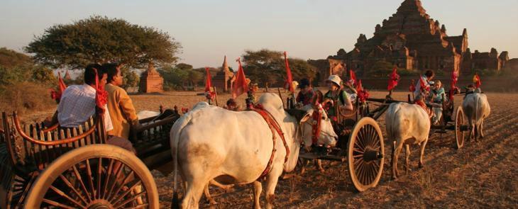 Burma Heritage Trails  12 days 5