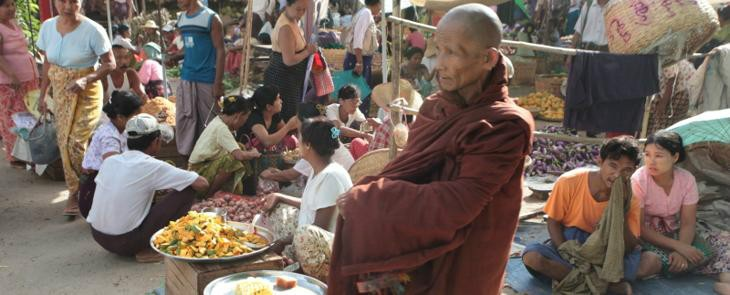Burma Heritage Trails  12 days 6