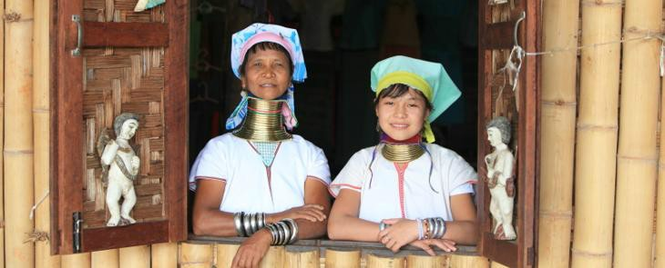 Taste of Myanmar  8 days 1