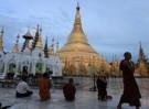Yangon, arrival