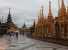 Yangon daily life