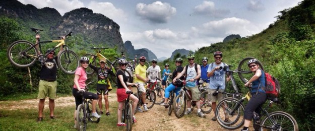 Cycling and mini-adventure in Phong Nha Ke Bang (2 days)