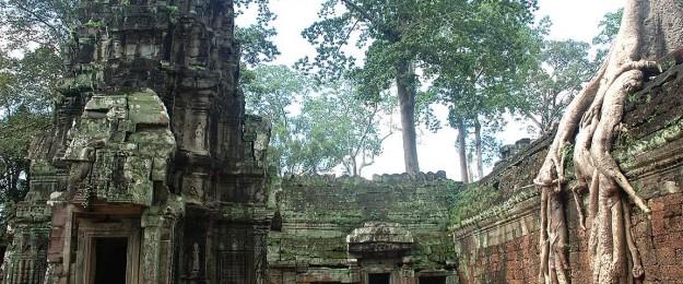 Angkor in 2 Tagen