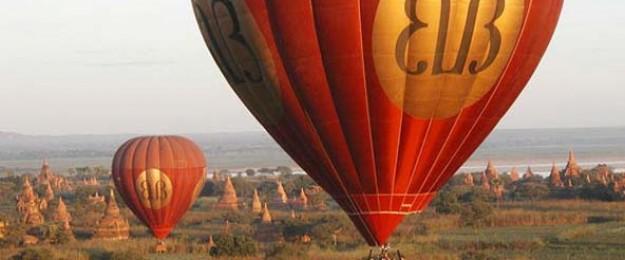3-tägige Privatreise durch Bagan – Myanmar