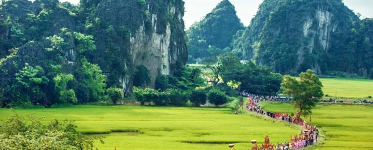 Cuc Phuong National Park  Ninh Binh 2 days 1 2