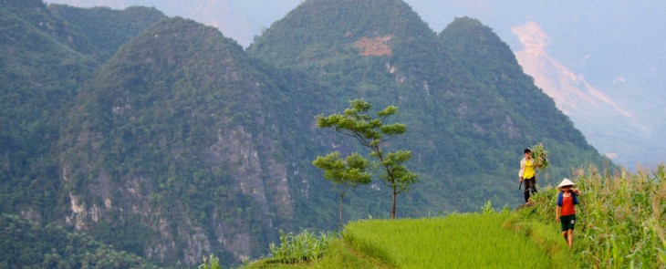 Cycling Pu Luong nature reserve 3 days    3 1