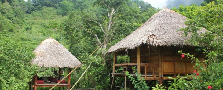 Cycling Pu Luong nature reserve 3 days    4 1