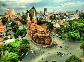 Highlights von Vietnam und Kambodscha