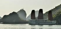 Halong Cruise on Treasure Junk  1 night    9 1