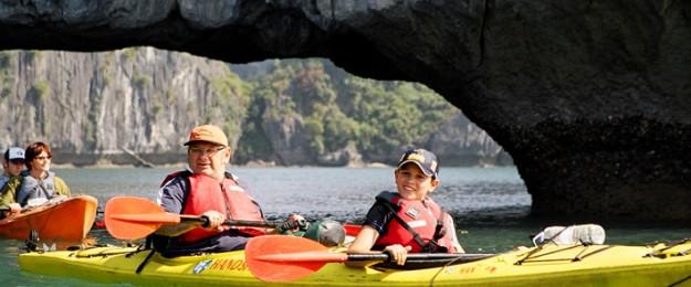 Family adventure in Vietnam (12 days)