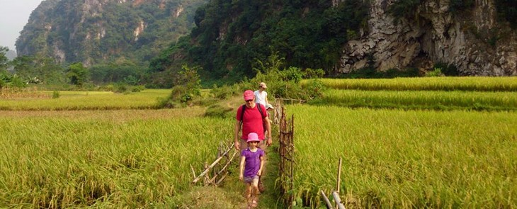 12 day family adventure in Vietnam 4