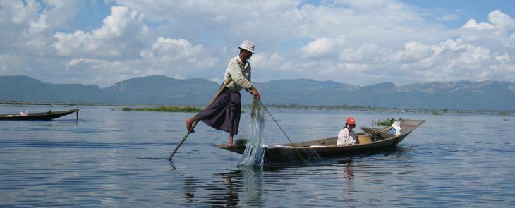 Taste of Myanmar  8 days 2