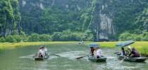 Hoa Lu   Tam Coc  1 day 2