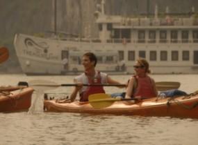 Halong Bay Explorer and Kayak Discovery on Treasure Junk (2 nights)
