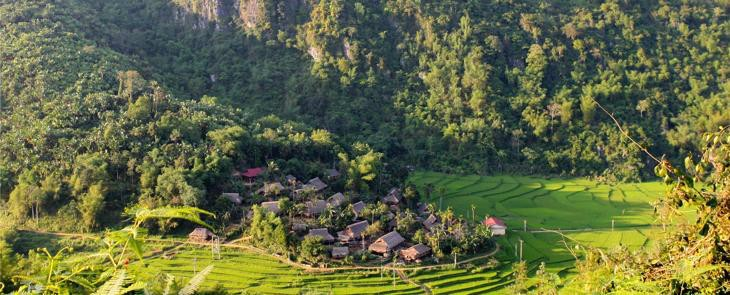 Cycling Pu Luong nature reserve  3 days      2