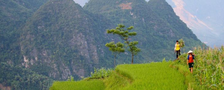 Cycling Pu Luong nature reserve  3 days      3