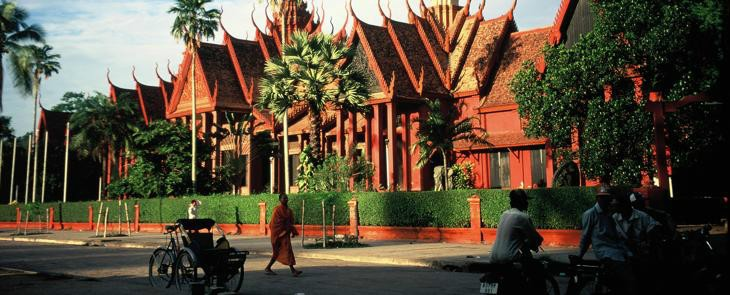 Full Day Phnom Penh Experience  1 day