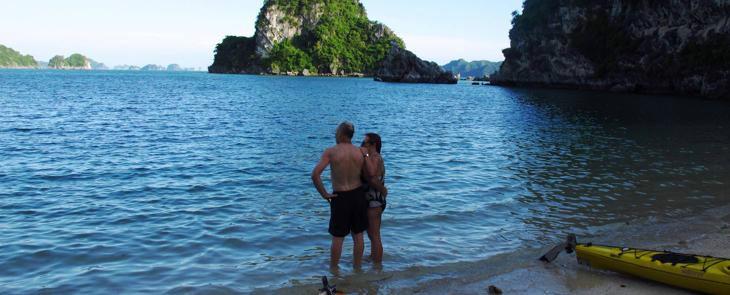 Halong Explorer and Kayak Discovery on Treasure Junk  2 nights  5 1