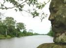Angkor Wat sunrise & visit. Angkor Thom in afternoon (cycling or walking)