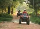 Kbal Spean, Banteay Srei, Landmine Museum. Sunset Quad-Biking.