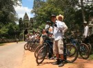 Siem Reap - Cycling  and Circus.