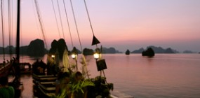 Halong Bay on Treasure Junk and the Ninh Binh extension (3 days)