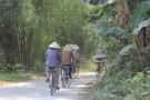 Cycling to Thanh Thuy village (half day)