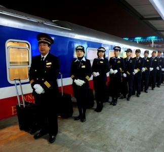 New luxury train between Hanoi and Ho Chi Minh City