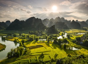 Introduction of Eco Huu Lien Village in Bac Son valley