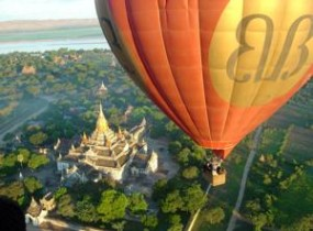 Burma Heritage Trails (12 days)