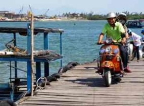 Ride for foodies in Hoi An (3 hours)