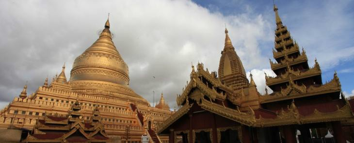 Burma Heritage Trails  12 days 7