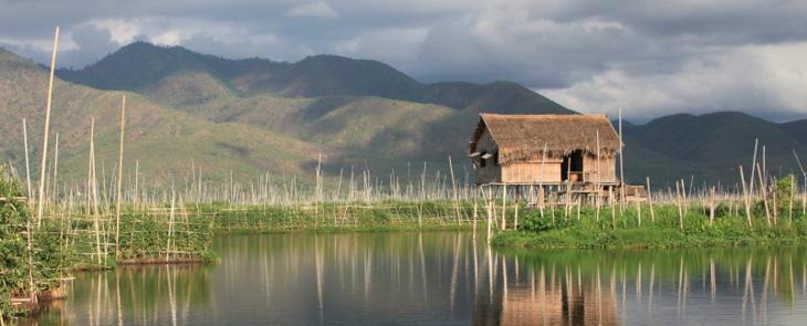 Myanmar Highlights  12 days 10