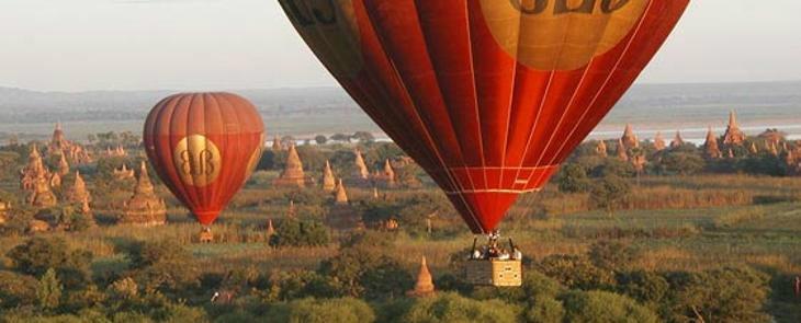Myanmar Highlights  12 days 11