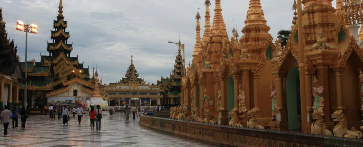 Myanmar Highlights  12 days 8