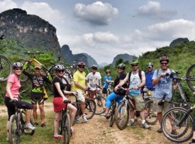 Cycling and mini-adventure in Phong Nha Ke Bang (2 days)