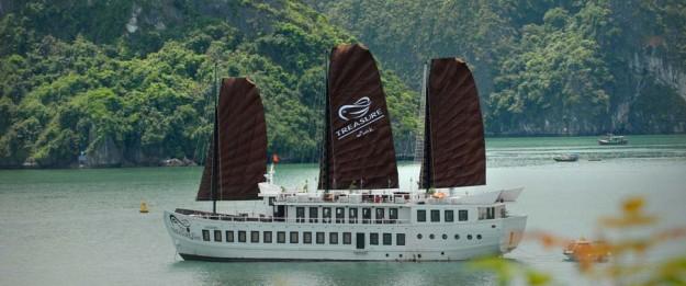 Mai Chau, Pu Luong und die Halong-Bucht