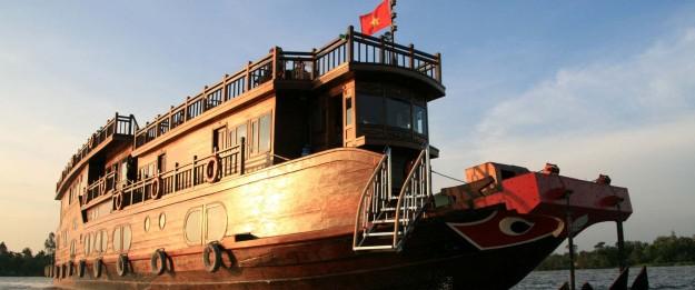 3-tägige Flussfahrt im Mekong-Delta