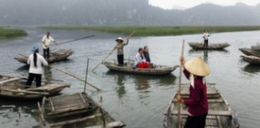 Hoa Lu – Tam Coc (1 day)