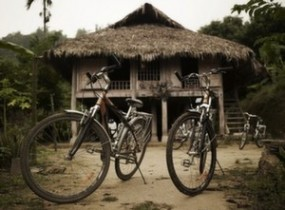 Cycling Pu Luong nature reserve (3 days)