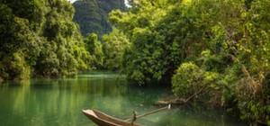 Höhlen im Phong Nha Nationalpark