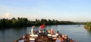 2-tägige Flussfahrt im Mekong-Delta