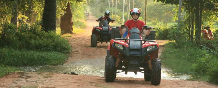 Adrenaline Angkor  4 days 2