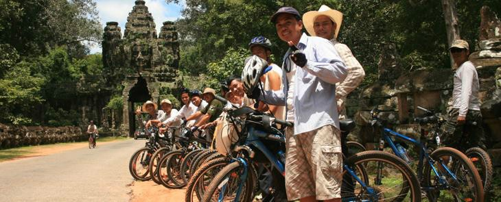 Adrenaline Angkor  4 days 3