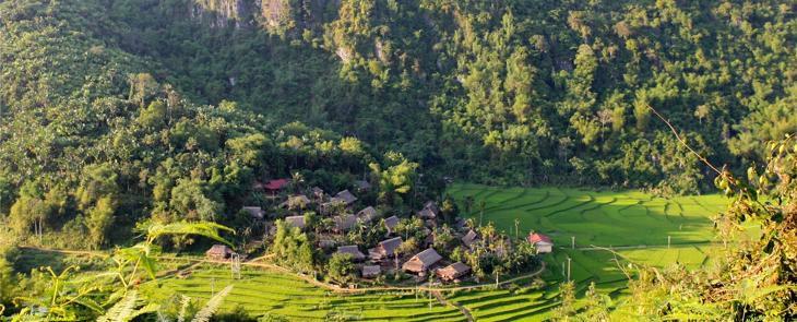 Mai Chau valley Vs Pu Luong reserve  3 days
