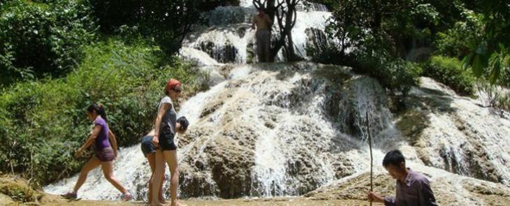 Mai Chau valley Vs Pu Luong reserve  3 days   4