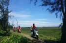 A vintage ride to Hoi An country side